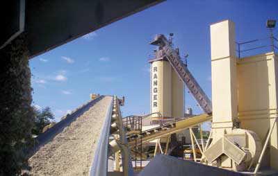 Ranger Construction -- South's Pompano Beach asphalt plant
