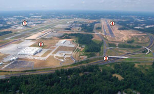 Paving Caps $200 Million In Piedmont Triad International Airport Projects