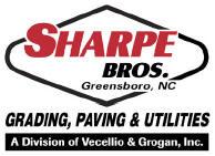 Sharpe Bros. logo