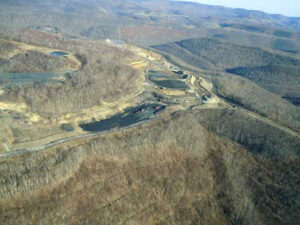 Mine Site Work Includes Reclamation, Excavation and Overburden Removal