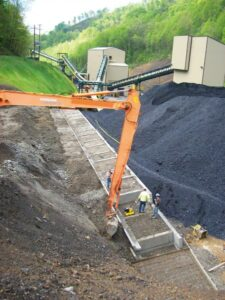 Energy Companies Generating Site Work For V&G